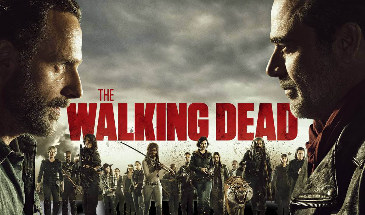 The Walking Dead, najava za seriju