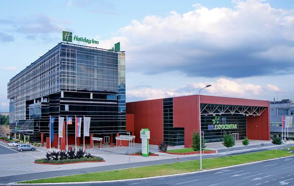 Hotel Holiday Inn Belexpocentar Belgrade Restaurants