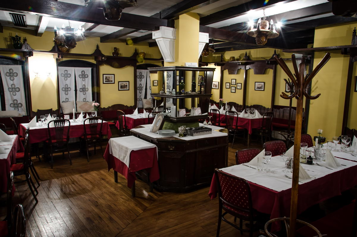 Italian Restaurant Belgrade